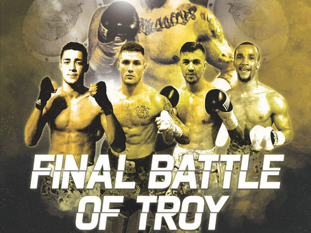 Battle of Troy - Tommy Owens Promotions