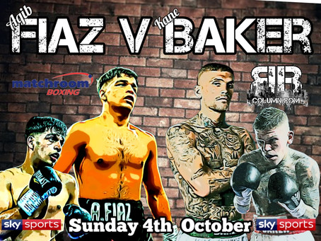 Baker Gets Date to take on Fiaz