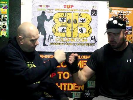 Welcome to Fightden 87 - Shaun Duffy