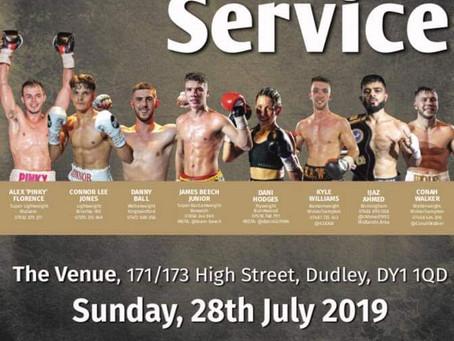 Sunday Service BcB Promotions