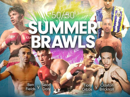 Summer Brawl TOPromotions