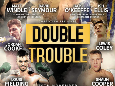 Double Trouble TOP Boxing