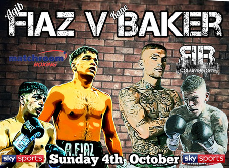 Baker puts on a Great Performance against Fiaz.