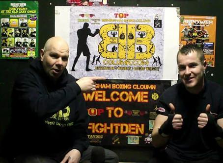 Welcome to Fightden 84 - Josh Hodgins