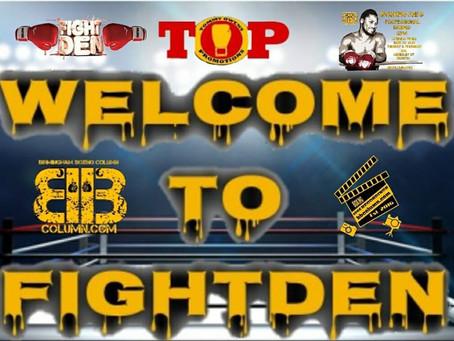 Welcome to Fightden 65 - Kelcie Ball