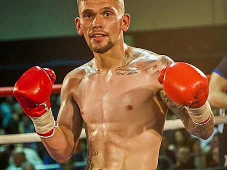 Kane Baker professional Boxer
