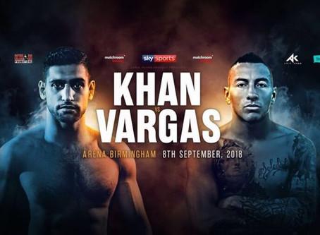 Khan V Vargas Show Review
