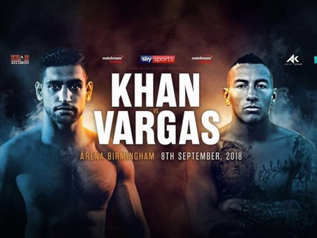 Khan V Vargas Show Review