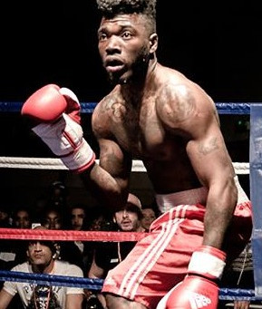 Unlicensed Boxer Nathaniel McIntosh