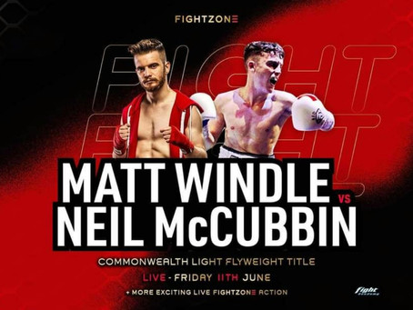 Windle Gets Commonwealth title Shot
