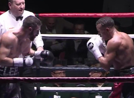 Brave attempt by Fields in English title Challenge
