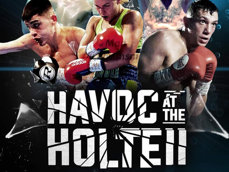 Havoc at the Holte 2, Top boxing