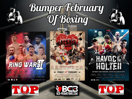Bumper Febuary of Boxing