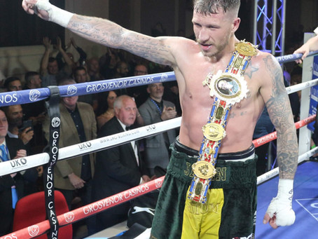 Welborn Ready To Prove His Worth
