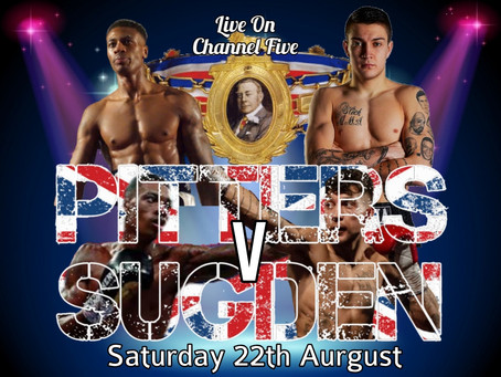 Pitters British Title Challenged Date Set