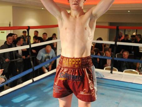 Pro Boxer Adam Harper