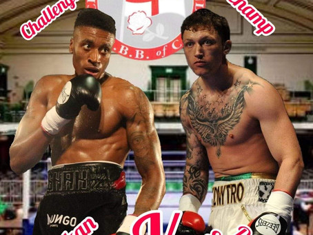 Pitters get his Title Shot