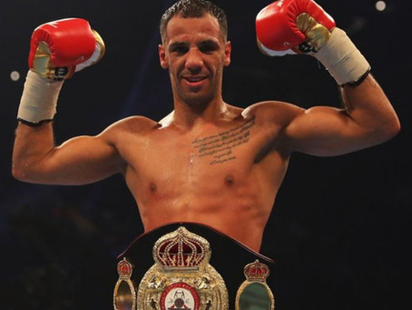Yafai to Defends World Title in Texas