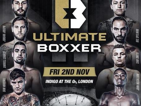 Shakan Pitters wins Ultimate Boxxer II