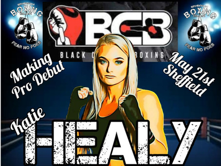 Healy Ready For Pro Bow
