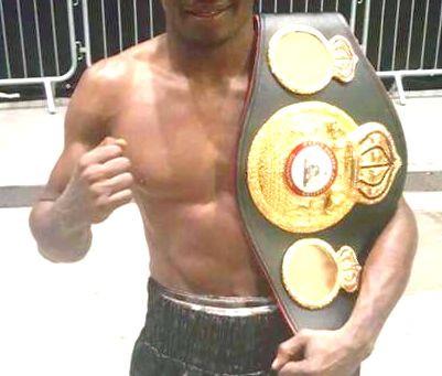 Essomba claims WBA title