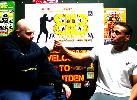 Welcome to Fightden 96 - Ben Fields