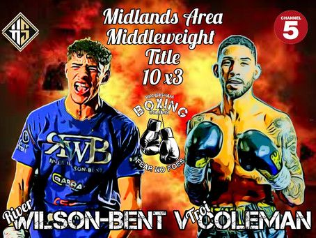 Wilson-Bent Makes a Big Statement Winning His First Title