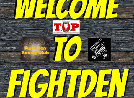 Welcome to Fightden 49 Special - Kelcie Ball