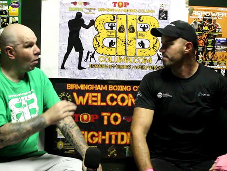 Welcome to Fightden 77 Shaun Duffy