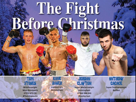 Night Before Christmas BcB promotions