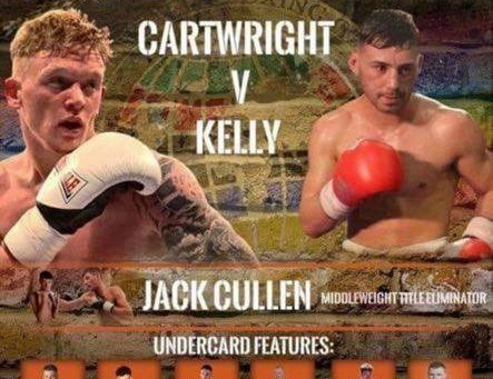 Kelly now gets European title shot