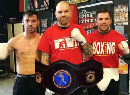 Great Midlands Title Fight confirmed