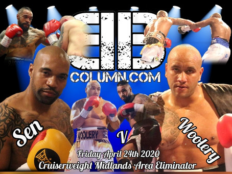 Cruiserweight Midlands Eliminator Announced