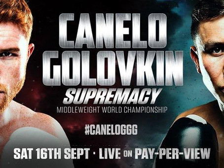 Birmingham Pro Boxers Give their Predictions on Canelo v GGG