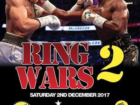 Ring Wars 2 Fightden boxers