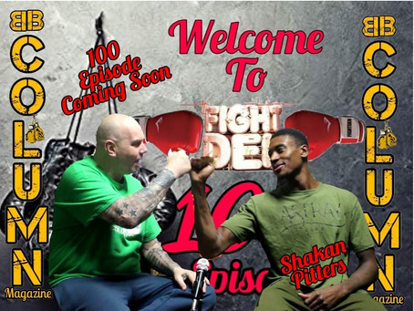 Welcome to Fightden 100 - Shackan Pitters