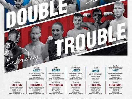 BcB  Double Trouble Show (16,10,21)