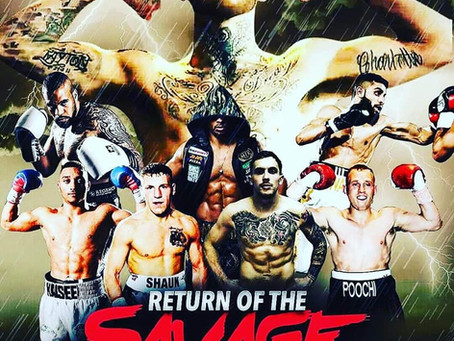 Return of the Savage TOPromotions