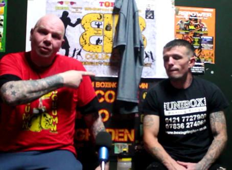 Welcome to Fightden 95 - Sean Davis