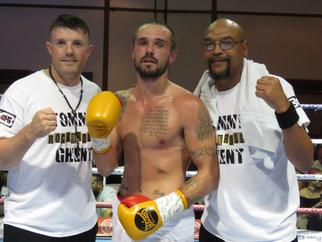 Ghent Ready To Get Back To Big Boxing
