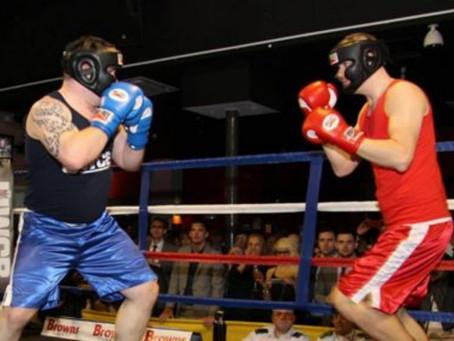 Should It be Banned White Collar Boxing