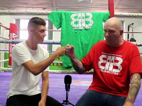 Welcome To Fightden 78 - Niall Farrell
