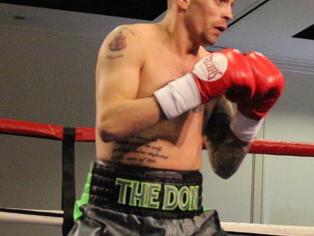 Broadhurst gets Crack at British Title