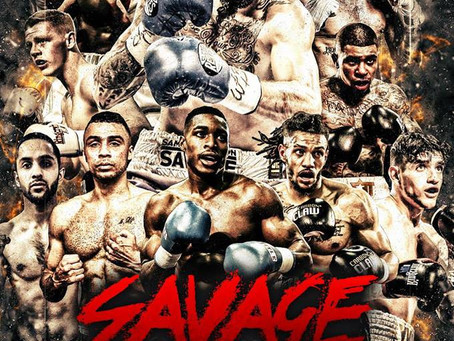Savage Intentions Show Previewing
