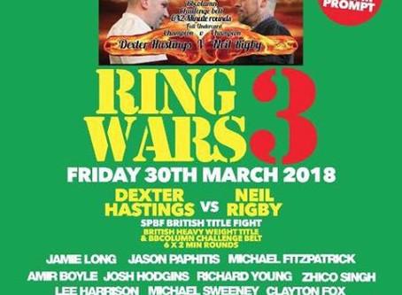 Ring Wars 3