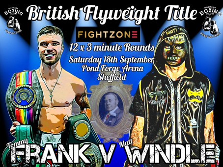 Matman gets British Fight