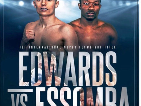 Essomba Loses Title Fight
