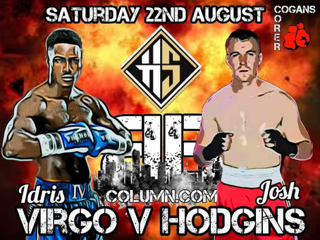 Hodgins Looking to Make a Statement with Opponent Change