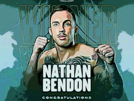Bendon Wins On The Road MTK