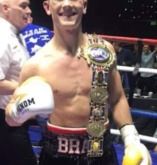 Foster Claims British Title at the age of 21